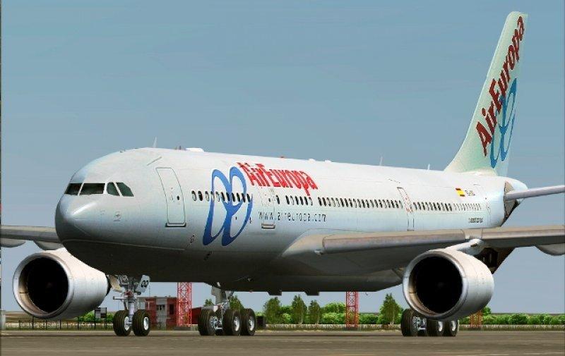 La ruta a Montevideo será cubierta con aviones Airbus a330-200
