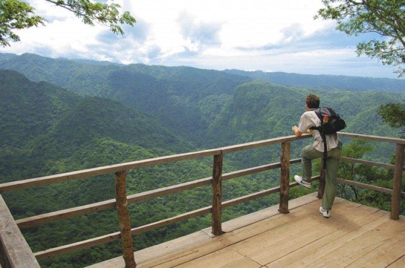 El turismo de naturaleza es una de las atracciones del país centroamericano