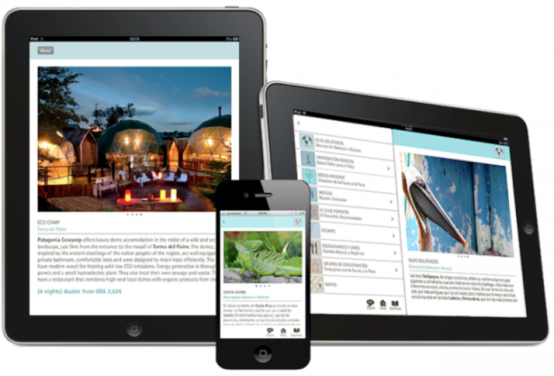 Nueva herramienta para dispositivos móviles con información para viajes responsables