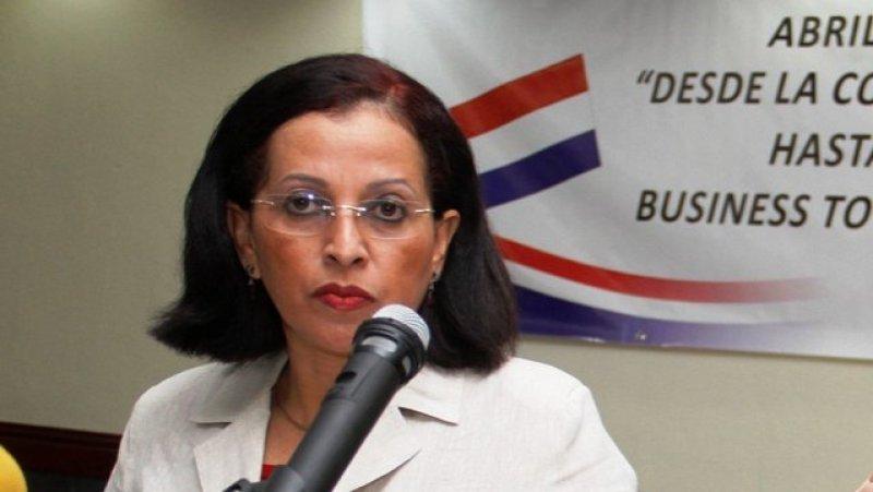 Mayra Salinas ocupaba la vicepresidencia del Intur.