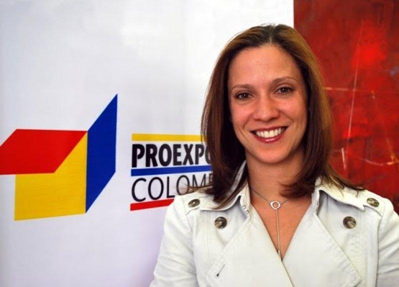 María Claudia Lacouture, presidenta de Proexport