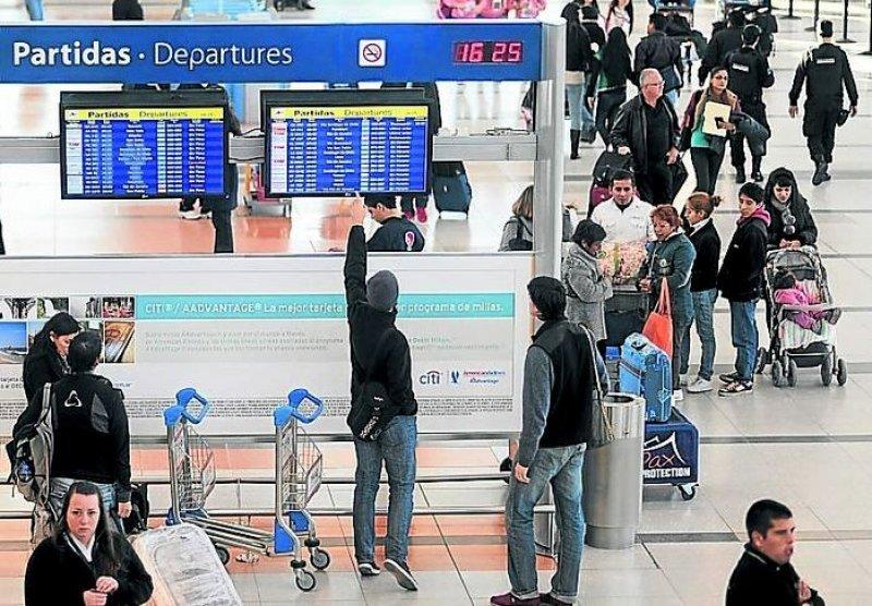 AVIABUE reconoce baja en las ventas de viajes al exterior por el adicional del 20%