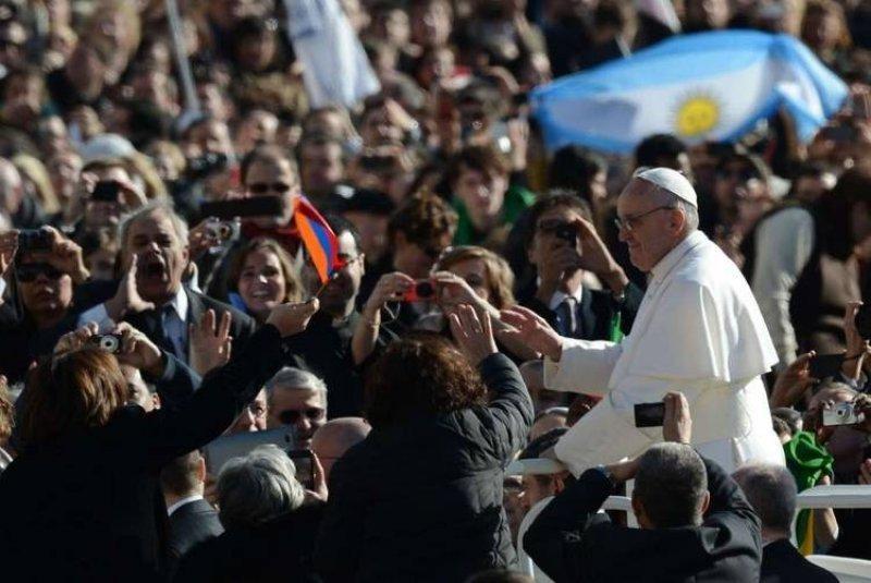 La audiencia es gestionada por el embajador en el Vaticano y participarán empresarios argentinos e italianos.