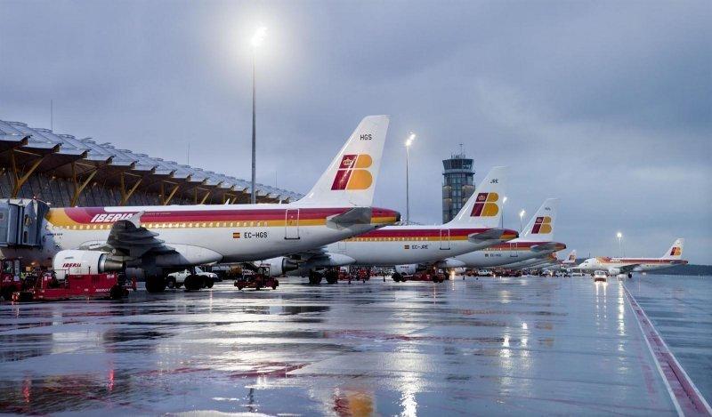 Rutas a Sudamérica entre las prioridades de Iberia