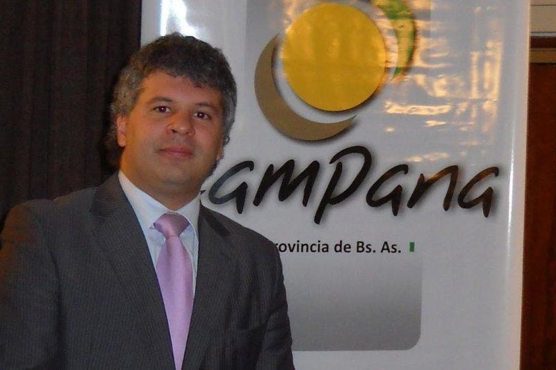 Oscar Suarez, director nacional de Promoción Turística del Ministerio de Turismo.