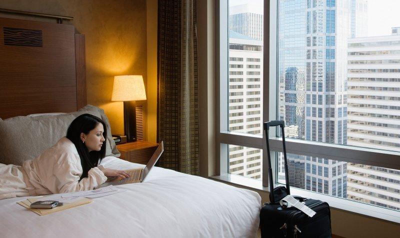 Libros, revistas, ropa de cama y toallas son los elementos más robados en hoteles.