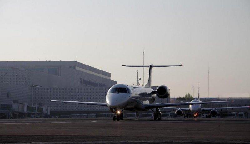 El aeropuerto alcanzó el máximo de operaciones que deben ser atendidas por hora.