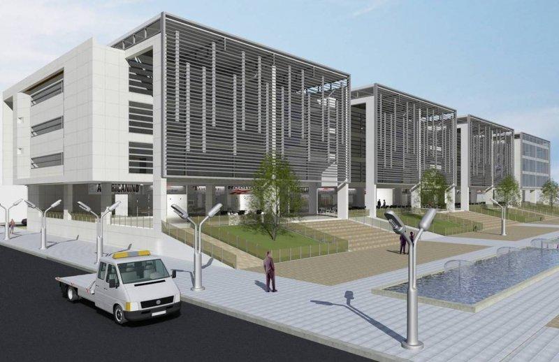El centro de convenciones estará ubicado en el Parque Bavaria.