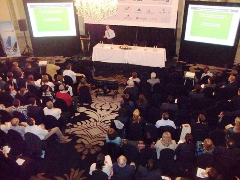 Los hoteles reúnen siete de cada 10 eventos en América Latina