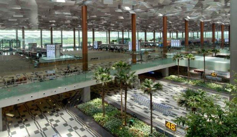 El aeropuerto de Singapur Changi, el mejor del mundo