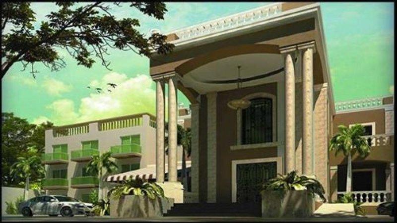 El hotel será inaugurado por la cadena Hilton a fines del 2014.