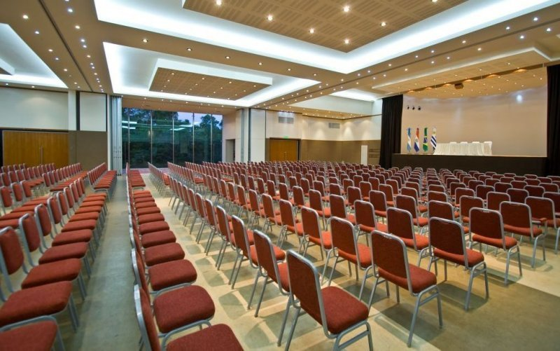 Una de las sedes será el centro de eventos y convenciones del Iguazú.