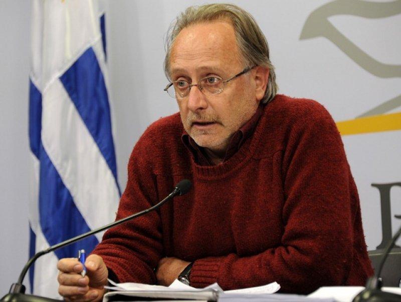 Julio Calzada, secretario general de la Junta Nacional de Drogas