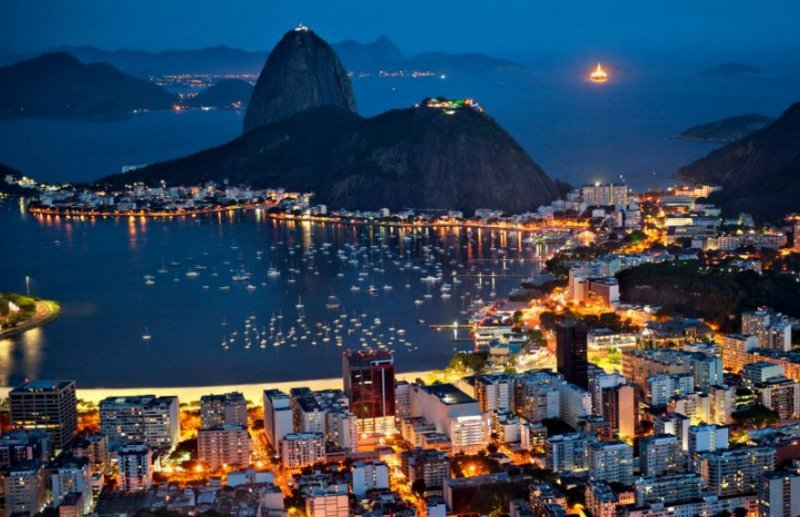 Rio de Janeiro se mantiene como el principal destino para extranjeros (Imagen: National Geographic).