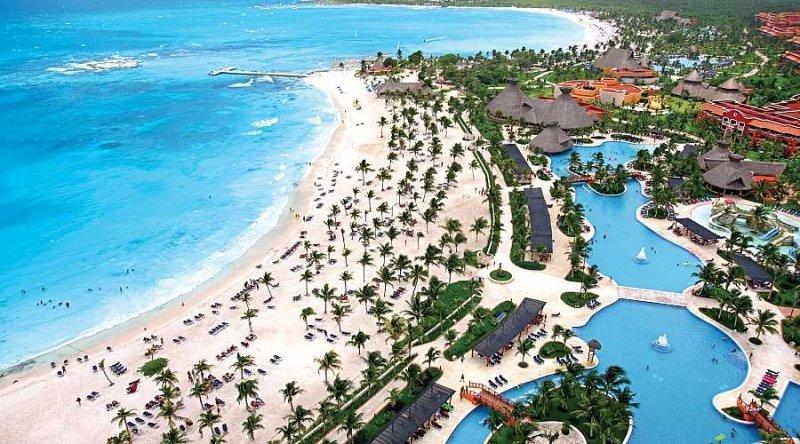 Barceló Maya Beach Resort, en la costa del Caribe mexicano