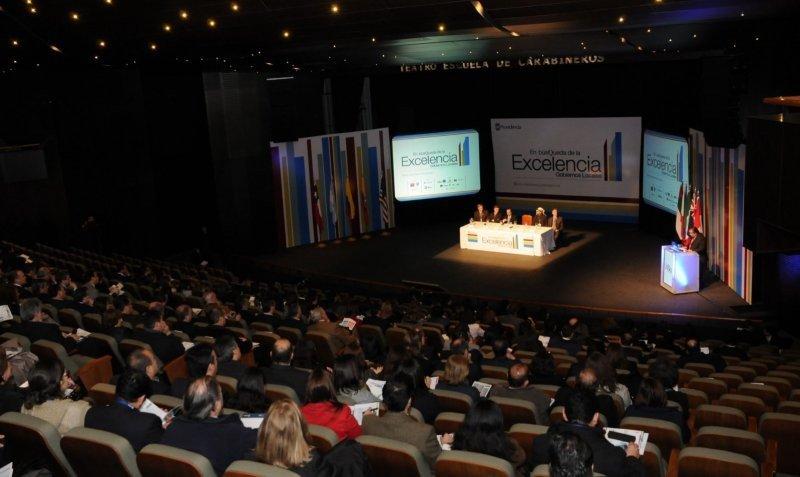 Chile cuenta con 25 centros de conveciones y 1000 salones disponibles para eventos.
