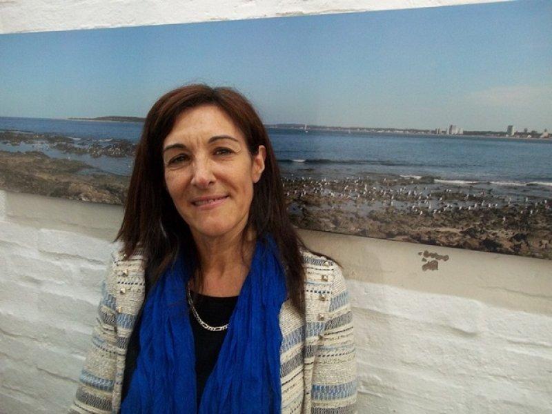 Mariela Zubizarreta, directora de Turismo de la Intendencia de Colonia