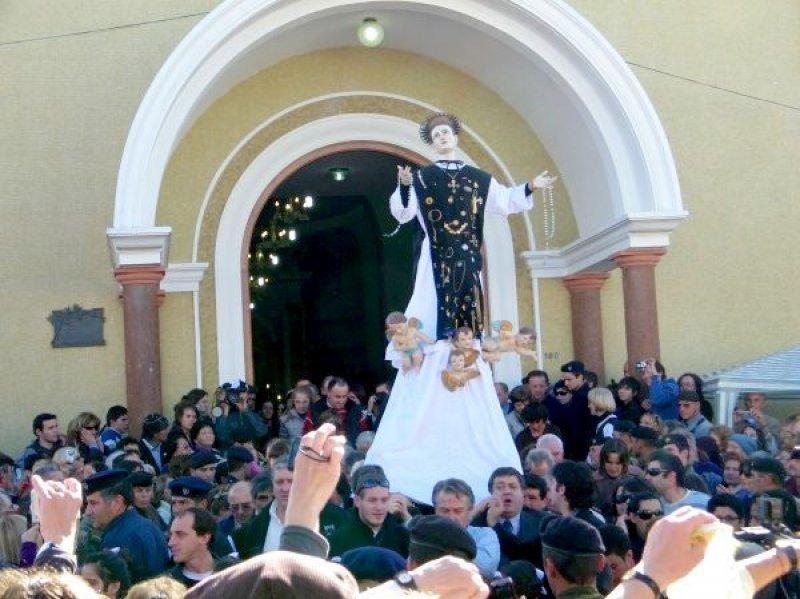 San Cono es el mayor atractivo turístico religioso de Florida, pero no el único (Foto: Noticias Florida Online)