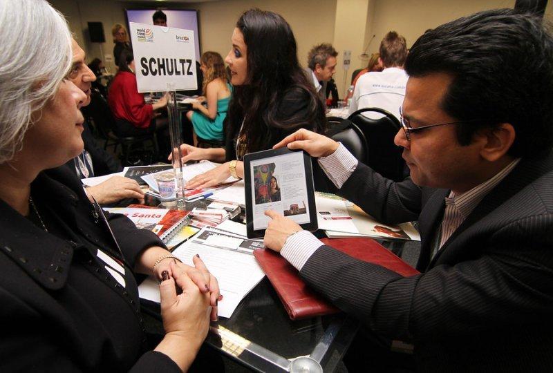 Expositores manifestaron satisfacción por el volumen de negocios