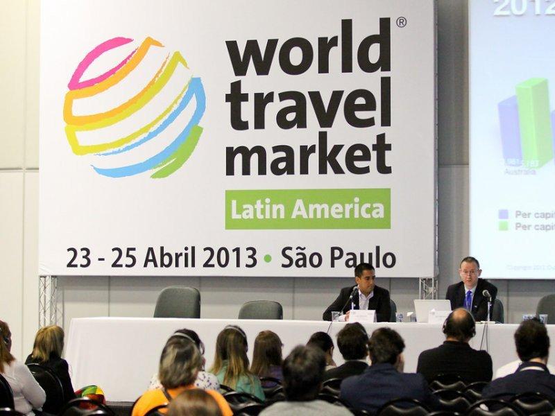 Presentación sobre turismo gay en WTM Latin America