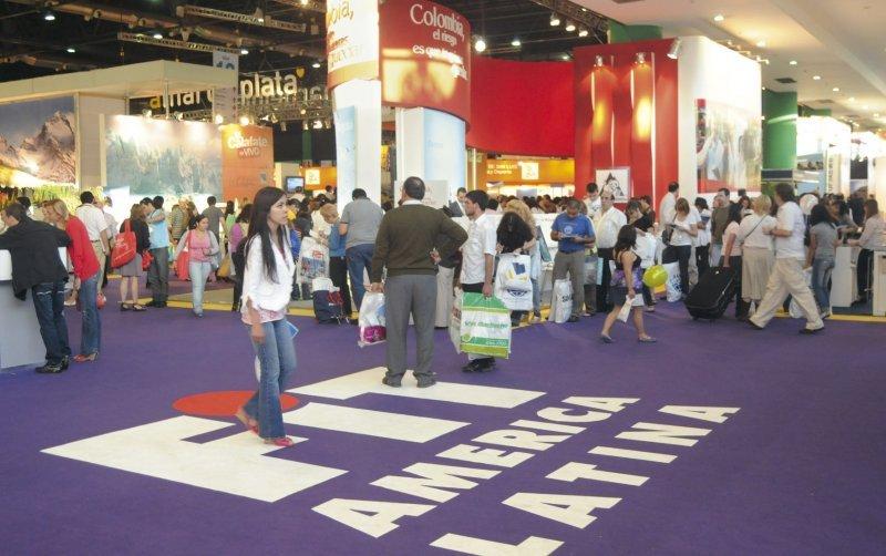 La Feria Internacional de Turismo de América Latina se realizará entre el 14 y el 17 de septiembre.
