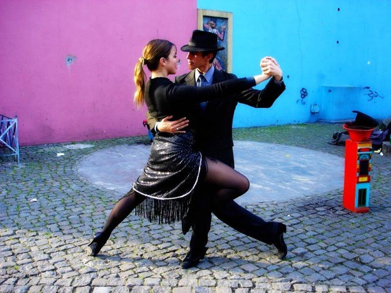 El Festival Mundial de Tango es uno de los principales atractivos de la ciudad