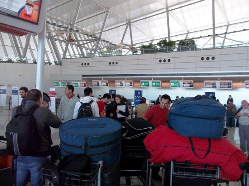 En los dos últimos dos años los viajes de uruguayos al exterior se multiplicaron