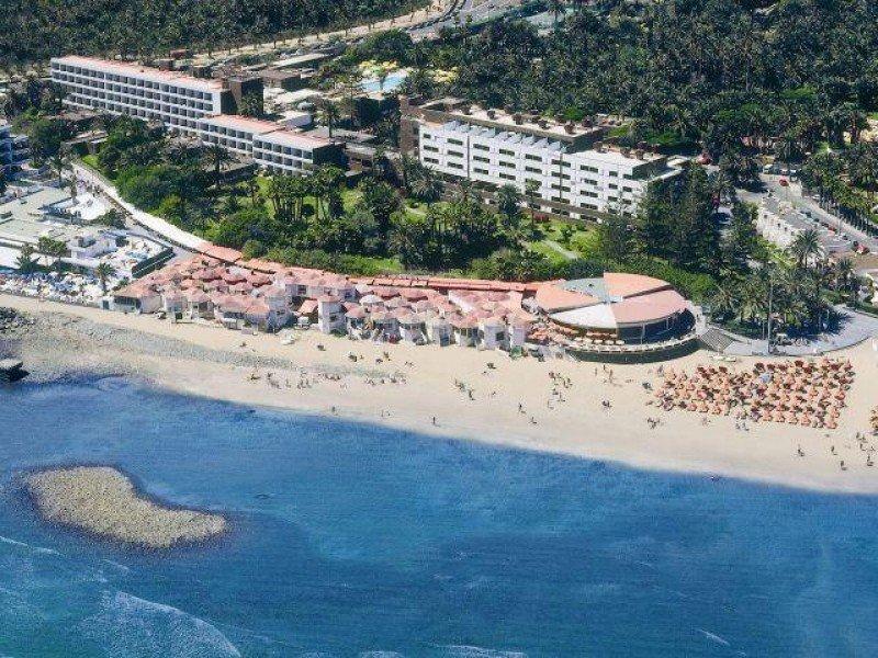 El Cabildo de Gran Canaria frena el proyecto de Riu en el hotel Oasis