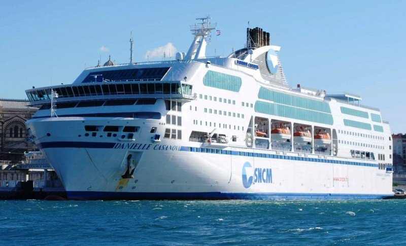 Ordenan devolver 220 M € de ayudas públicas ilegales a la naviera francesa SNCM