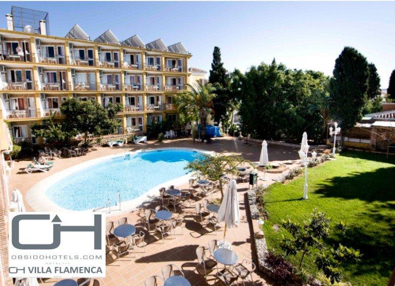 Obsido Hotels incorpora el Villa Flamenca de Nerja