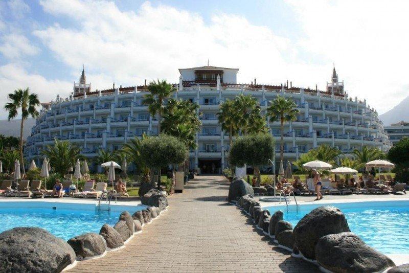 El Riu Palace Tenerife será uno de los hoteles beneficiados.