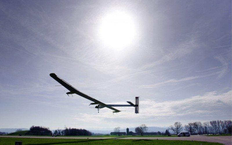 El avión de Solar Impulse atravesará Estados Unidos de costa a costa sin combustible