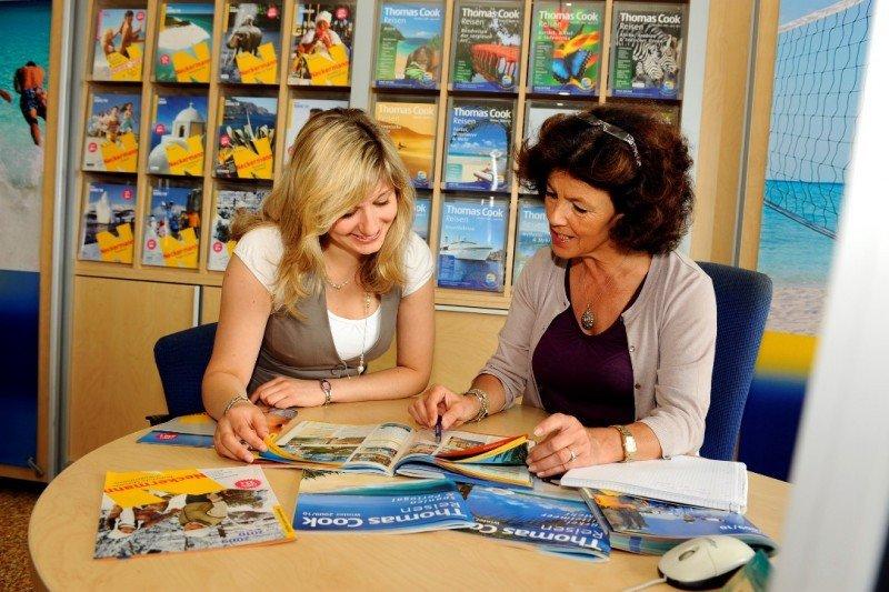 Agencias y ttoo alemanes registraron record en ventas en 2012
