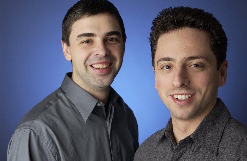 Larry Page y Sergey Brin fundaron Google en 1998.