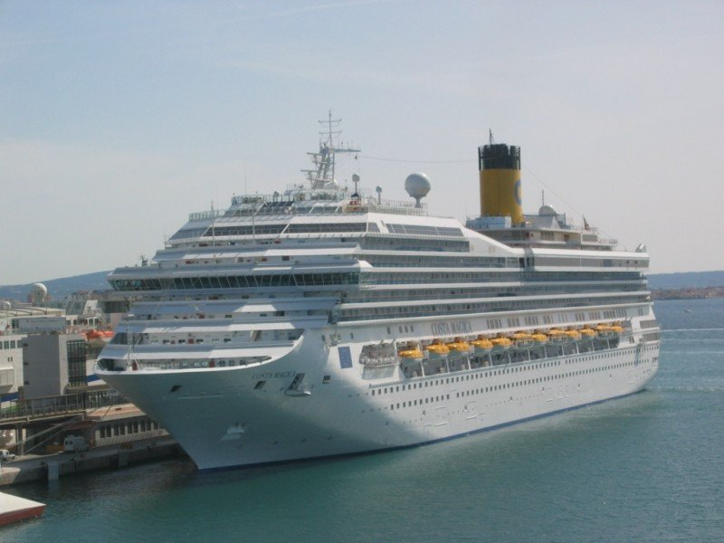 España recibe casi un 9% menos de pasajeros de cruceros hasta febrero
