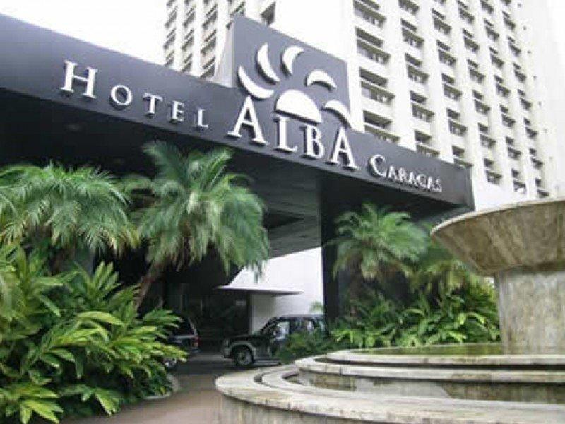 El hotel Alba Caracas es uno de los tres que se van a remodelar.