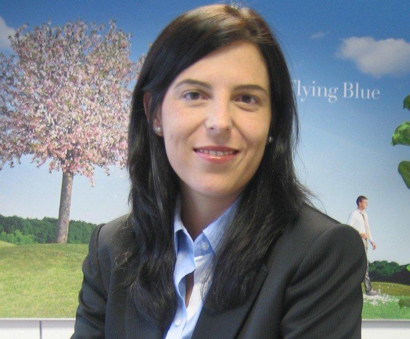 Asunción Pérez, nueva directora de Ventas para España de Air France KLM