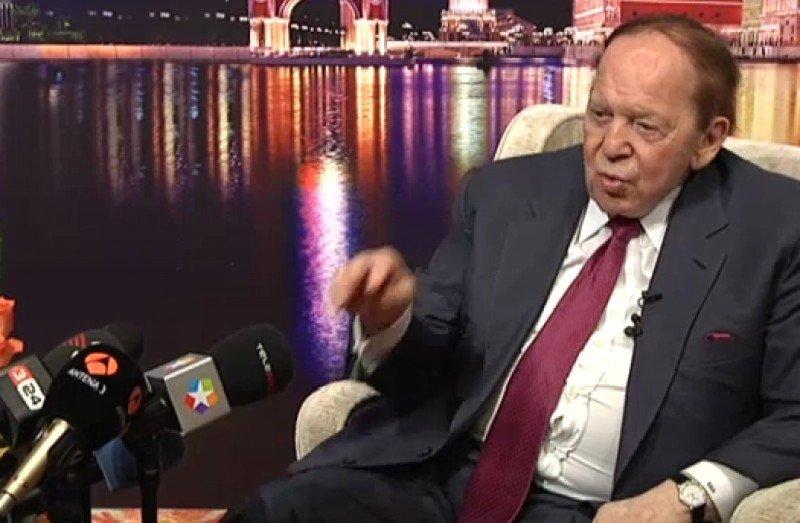 Adelson estará en Madrid la próxima semana para cerrar flecos de Eurovegas, según Aguirre