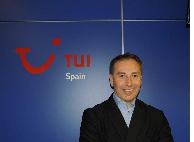 TUI Spain incorpora a Antonio Pedraza en su equipo comercial
