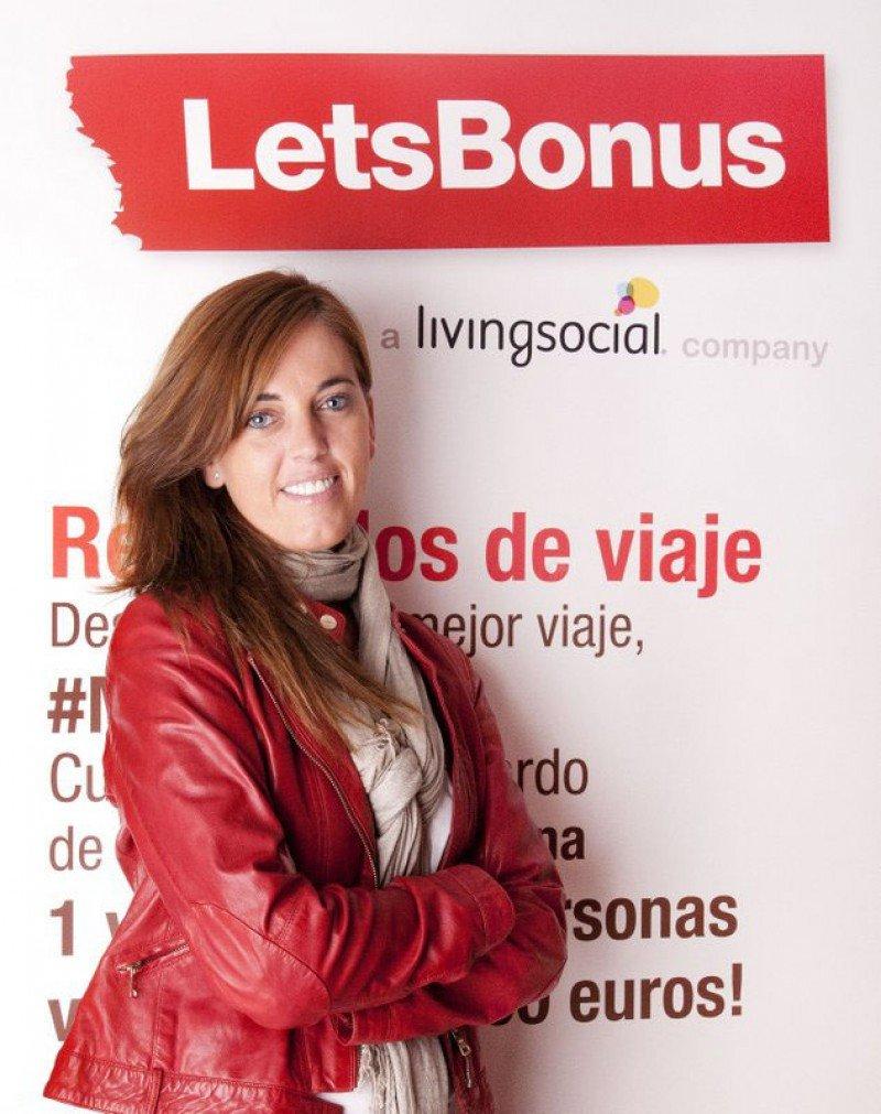 Gemma Sorigué, directora general de Ventas de LetsBonus.