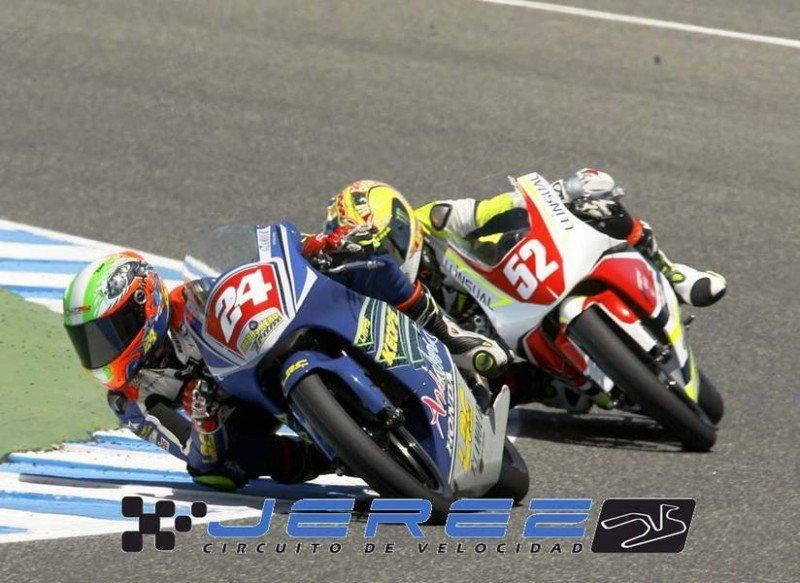 El GP de Motociclismo generó 100 M € de impacto económico en Andalucía. Foto: Circuito de Jerez.