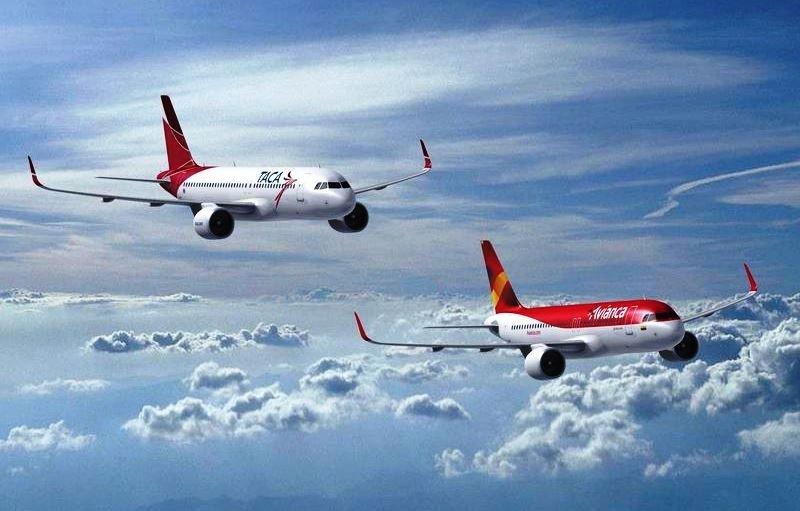 Avianca, única marca de las ocho aerolíneas de Avianca-Taca para posicionarse como grupo aéreo de la región.