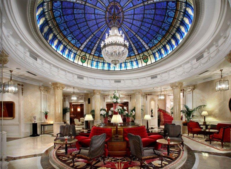 El Gran Meliá Fénix es uno de los 12 hoteles analizados por Jones Lang LaSalle, seis en cada ciudad.