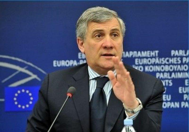 Antonio Tajani, vicepresidente de la Comisión Europea y comisario de Industria y Emprendedores.