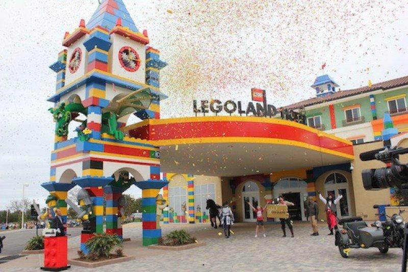 Abre el Legoland Hotel de California