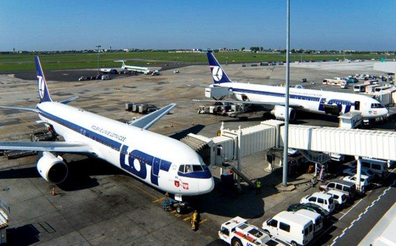 Autorizan temporalmente la ayuda estatal a la aerolínea polaca LOT