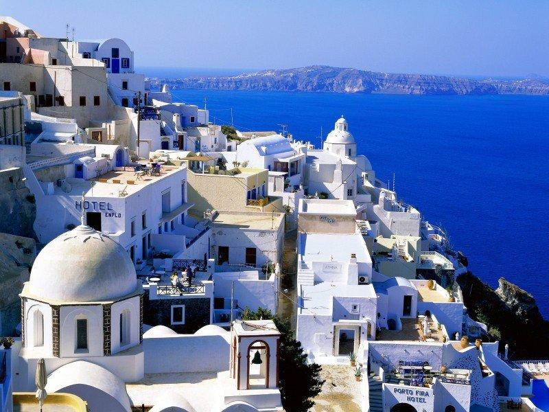Grecia vuelve con fuerza en 2013, según los turoperadores alemanes