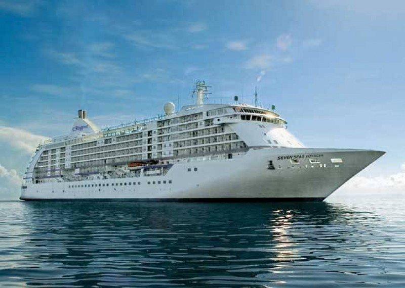El Seven Seas Voyager.