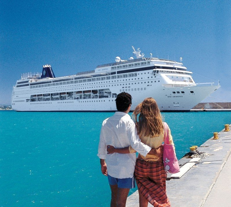 MSC Cruceros ofrece dos itinerarios adicionales por el Mediterráneo este verano
