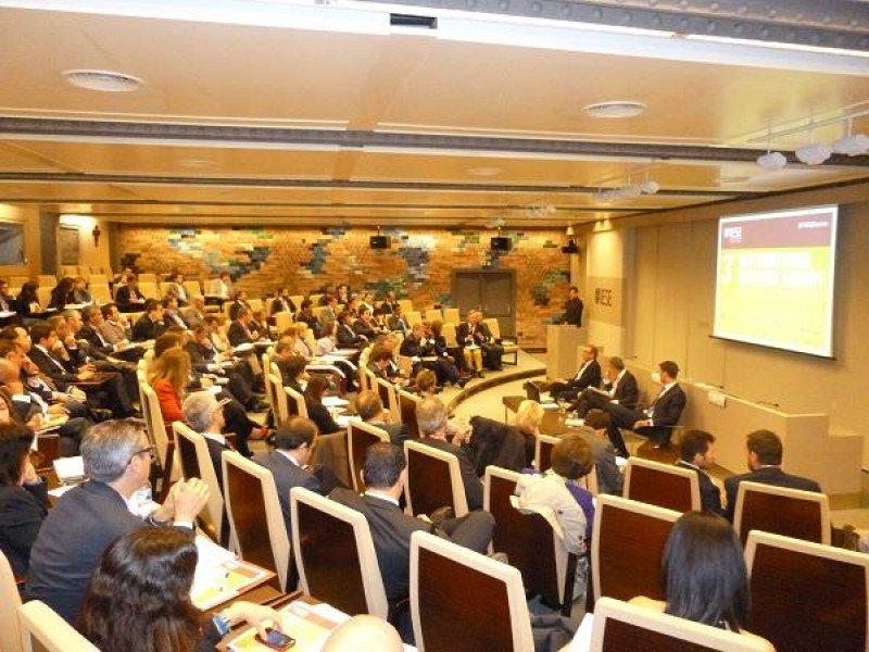 Imagen del Foro IESE organizado en Barcelona el 17 de mayo.